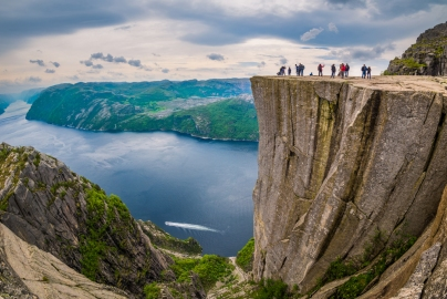 pulpit-rock-fisheye-norway-preikestolen-stavanger-norwegian-fjords-norway