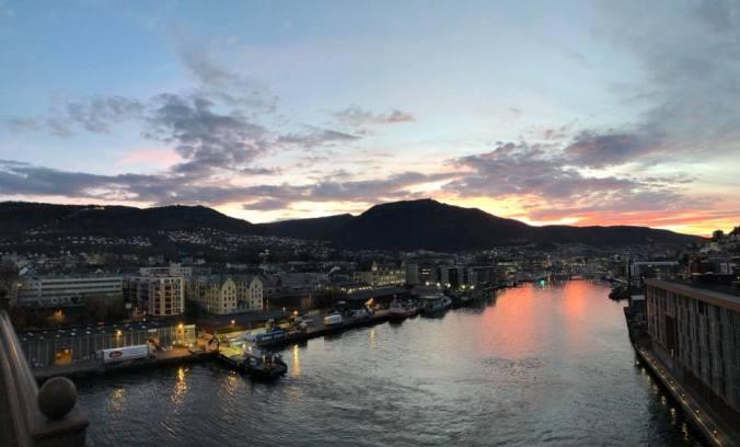 Bergen Sunrise