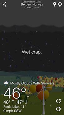 wet crap